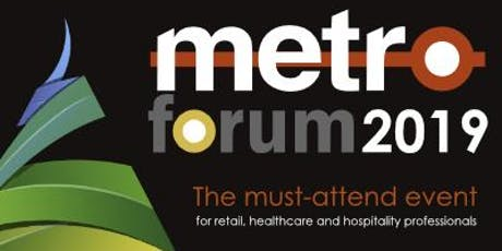 The Metro Forum 2019 tickets