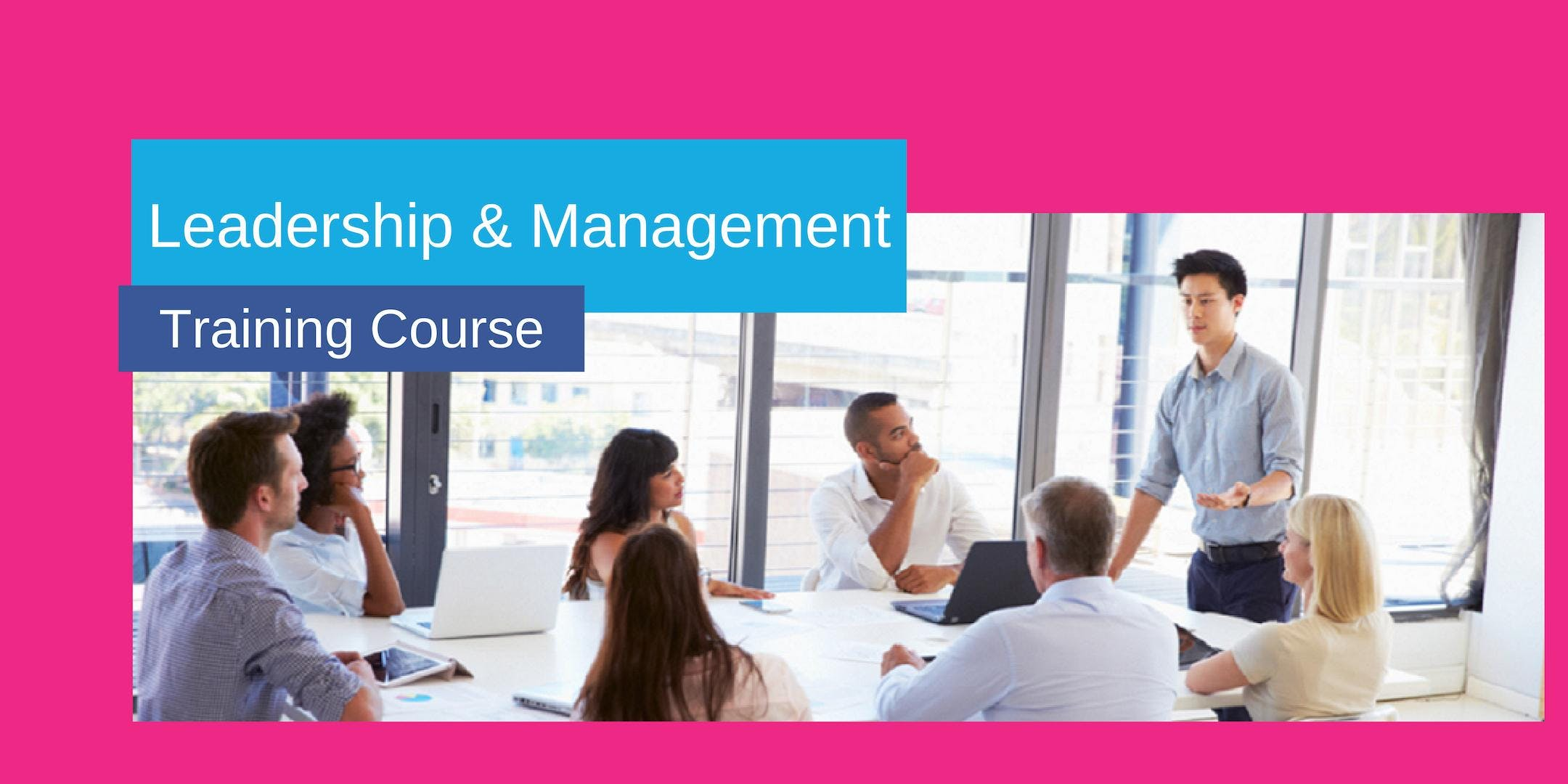 1 day Leadership & Management Training Course