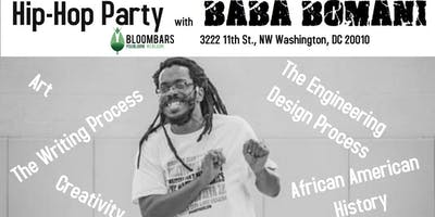 Hip-Hop Party With Baba Bomani Spring 2019