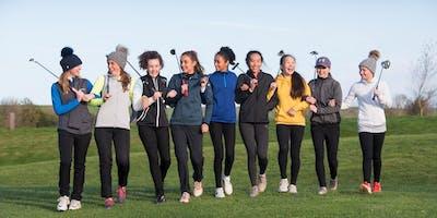Girls Golf Rocks - Taster session at Haywards Heath Golf Club
