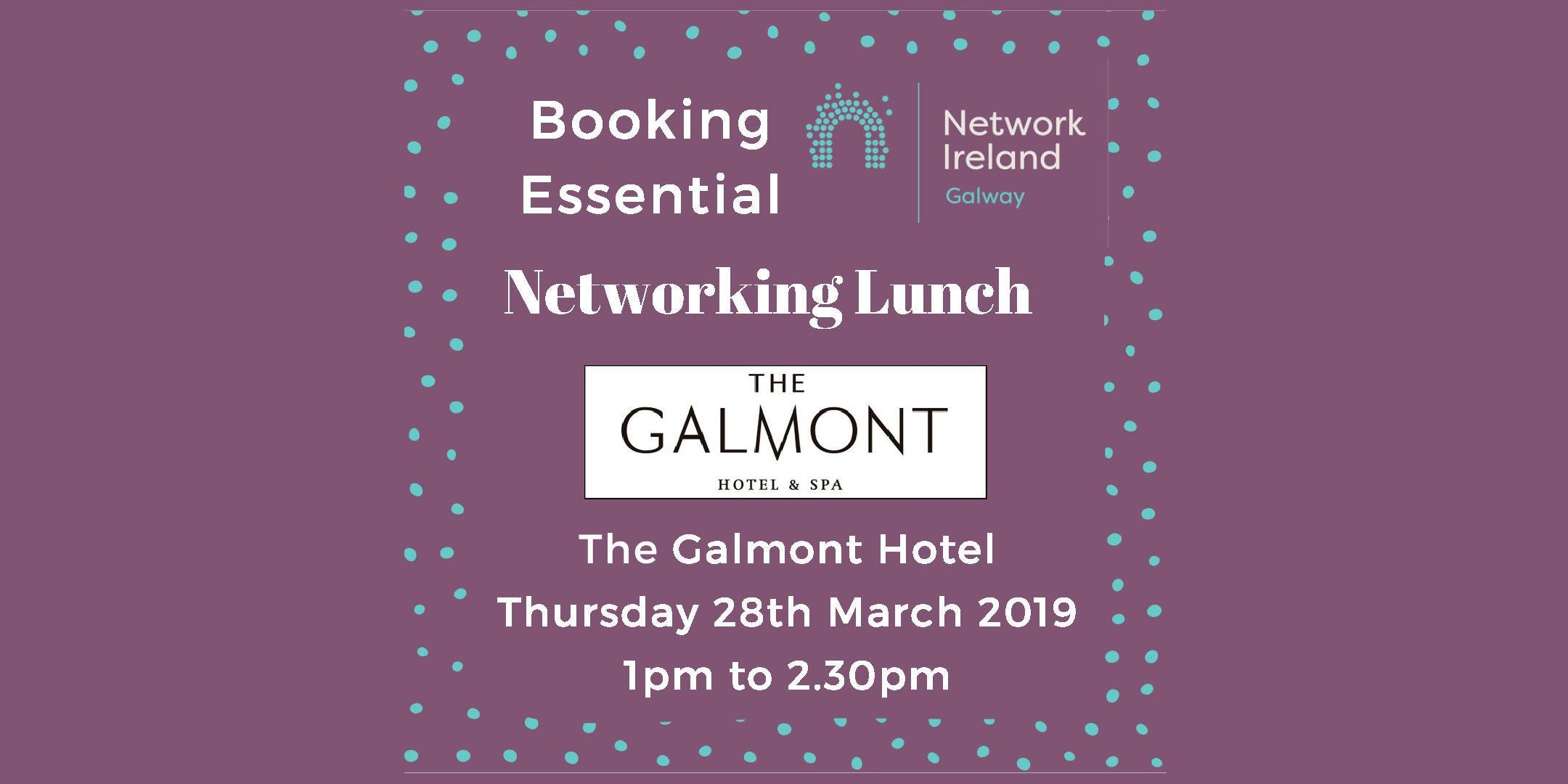 Networking Lunch @ The Galmont Hotel