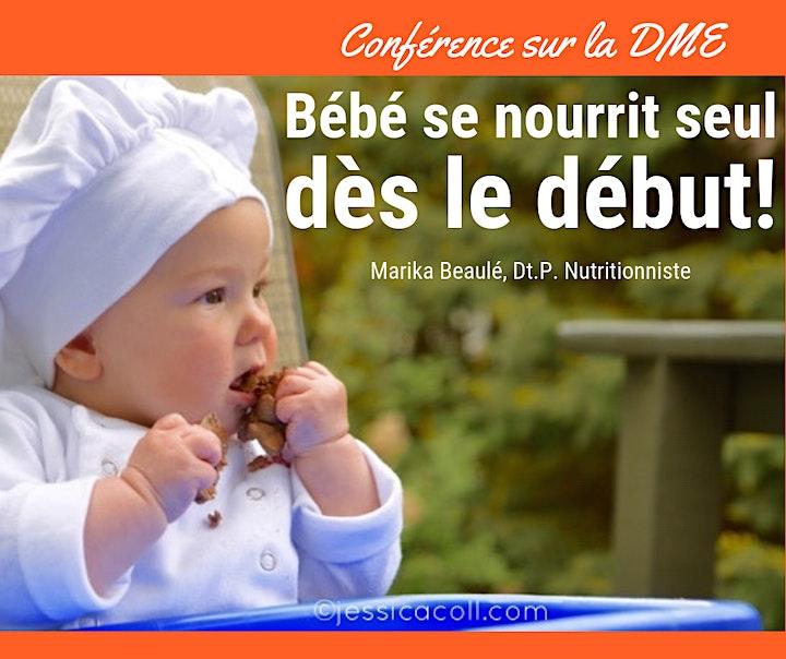 Image de Marika Beaulé - La Découverte de la DME