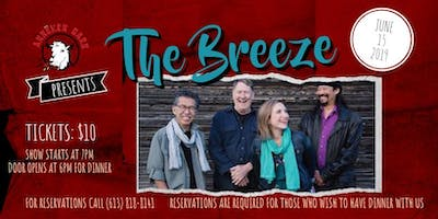 LIVE MUSIC with THE BREEZE - June15/19