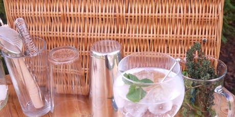 Design your Own Gin and Tonic Masterclass-Fruity Gins tickets