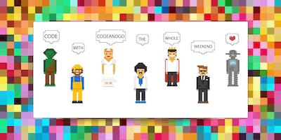 Gratis Programmeringshelg med CodeAndGo!