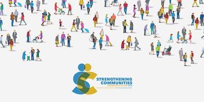 Strengthening Communities Conference Scotland 2019