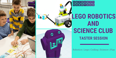 Lego Robotics and Science Club Taster Session - St Michael's Church Hall