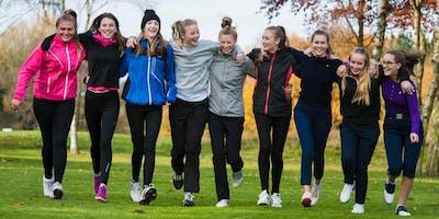 Girls Golf Rocks - Taster session at Rugby Golf Club