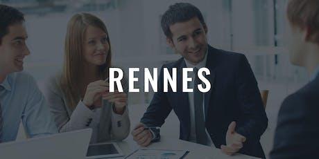 Rennes - Info - Le portage salarial France & International pour les consultants/formateurs billets