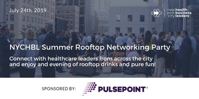 NYCHBL Summer Rooftop Networking Party 2019