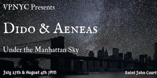 Dido & Aeneas Under the Manhattan Sky!
