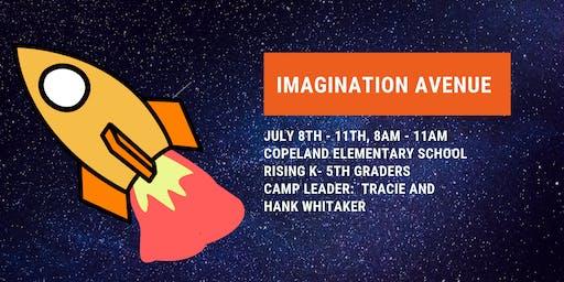Ignite Camp 2019 - Imagination Avenue