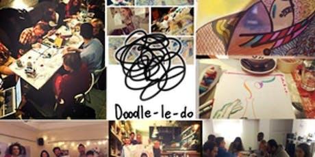 Doodle-le-do #DoodleledoNairobi 14th Edition ( Cafe Kaya) tickets