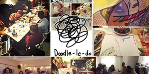 Doodle-le-do #DoodleledoNairobi 13th Edition ( Cafe Kaya)