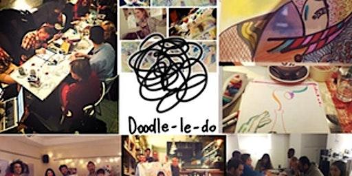 Doodle-le-do #DoodleledoNairobi 16th Edition ( Cafe Kaya)