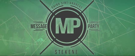 Messageparty Stekene 2019
