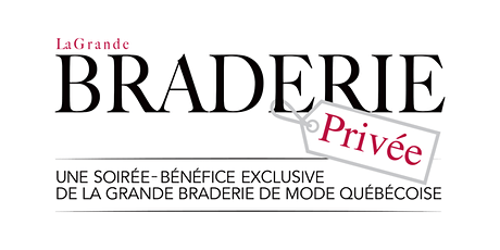 La Grande Braderie privée tickets