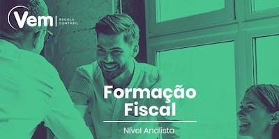 Formação Fiscal – Nivel Analista