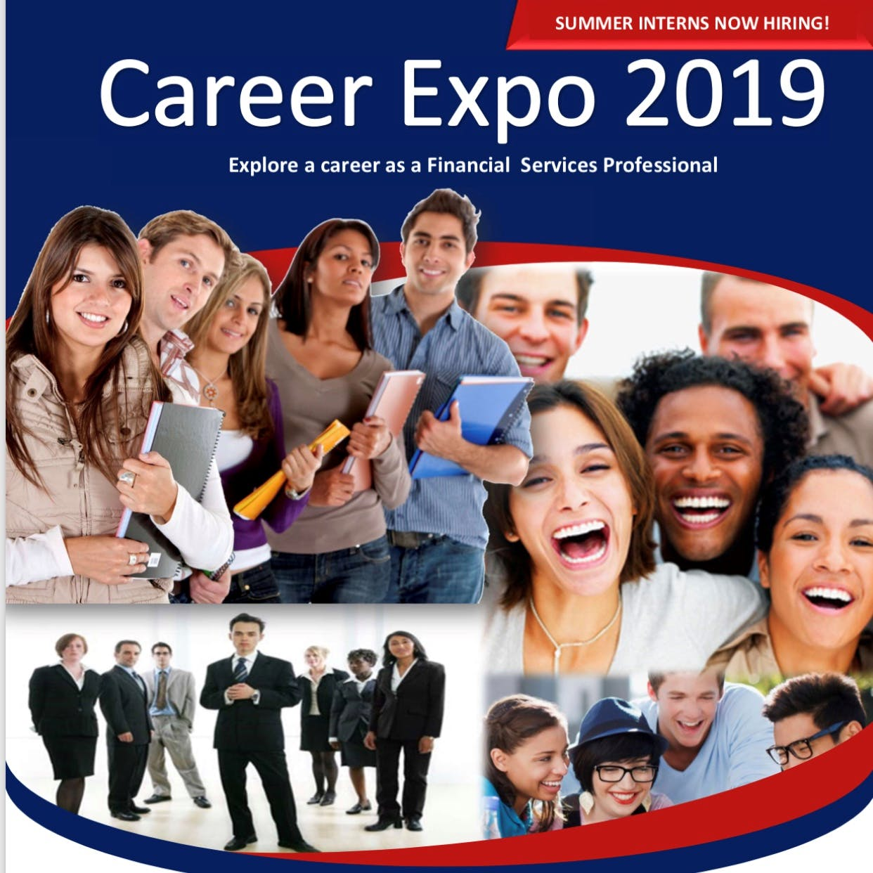 Career Expo 2019 - Explore a career as a Financial Services Professional