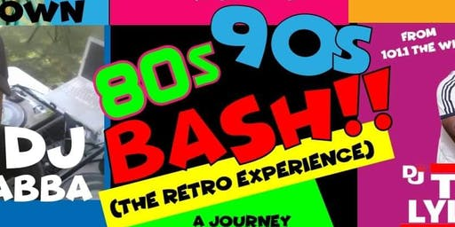 Vince And Dante's 80s/90s Bash!!!