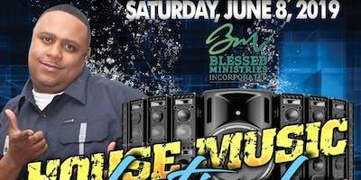 HOUSE MUSIC FESTIVAL  with DJ QUA