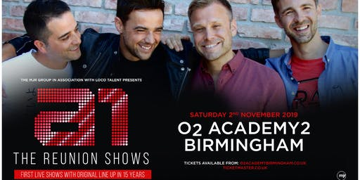 A1  - The Reunion Shows (O2 Academy 2, Birmingham)