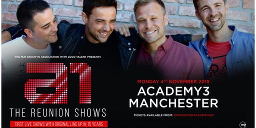 A1 - The Reunion Shows (Academy 3, Manchester)