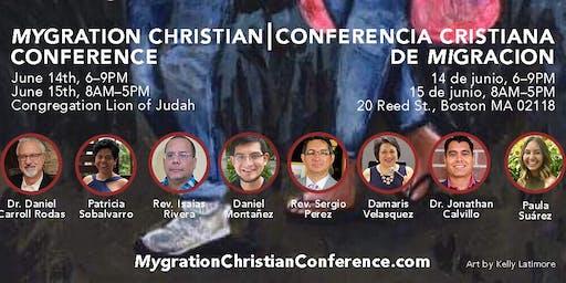 Mygration Christian Conference   Conferencia Cristiana de Migración