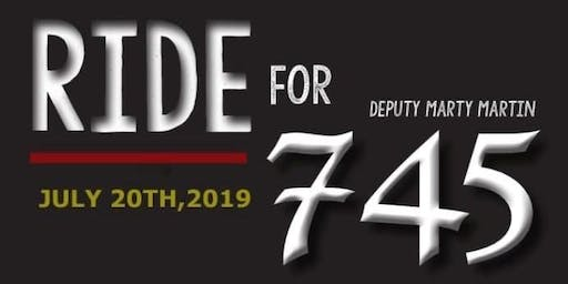 Ride for 745