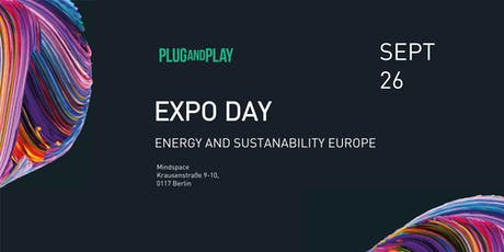 Plug and Play Sustainability Europe - Batch Expo tickets