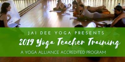 Essential You Yoga Teacher Training