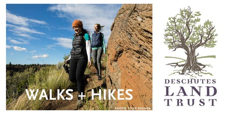 Changing Creeks Hike, Whychus Canyon Preserve tickets