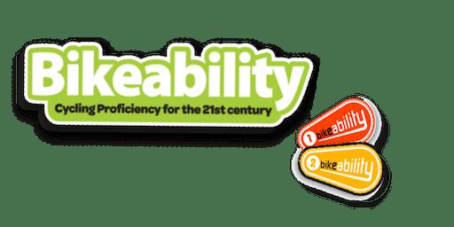Bike Ability Level 1 @ The Cedarwood Trust AM