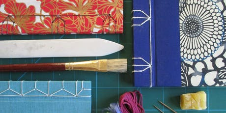 Introduction to Bookbinding tickets