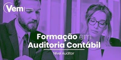 Formação Contábil – Nível Auditor