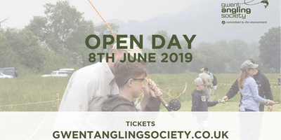 Gwent Angling Society Open Day