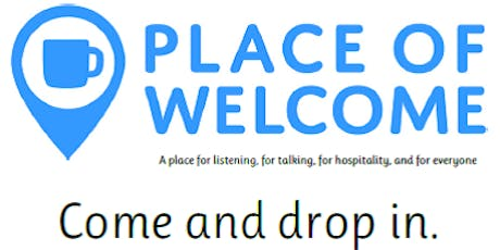 PLACE OF WELCOME WEDNESDAYS 10AM-12PM ST MARY'S BALHAM LONDON, launched by Mayor of Wandsworth Councillor Piers McCausland BALHAM LONDON COMMUNITY EVENT, NEAR NEIGHBOURS, BALHAM LONDON tickets