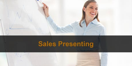 Sales Training Manchester: Sales Presenting tickets