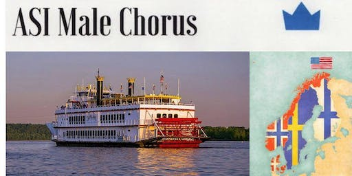 Cruise with the ASI Male Chorus