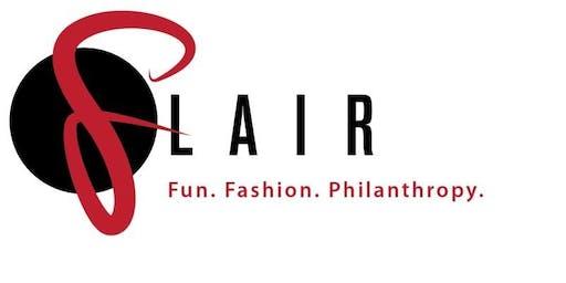 Flair: Fun. Fashion. Philanthropy.