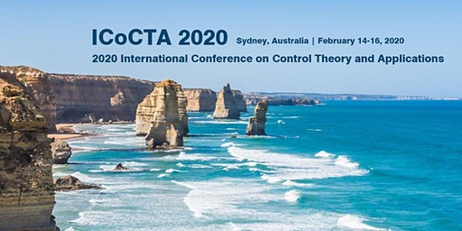 2020 International Conference on Control Theory and Applications (ICoCTA 2020)