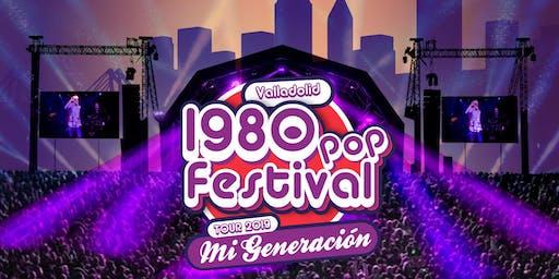 VALLADOLID 1980 POP FESTIVAL