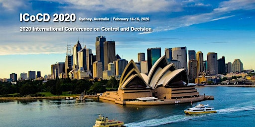 2020 International Conference on Control and Decision (ICoCD 2020)