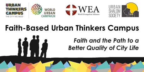 Urban Thinkers Campus - South America entradas