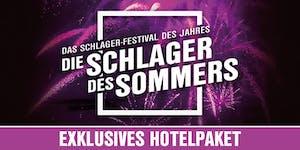 Die Schlager des Sommers 2019 - Hotelpaket I 3* Dorint...