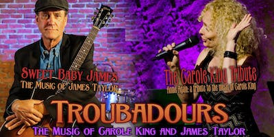 Troubadours - The Music of Carol King and James Taylor