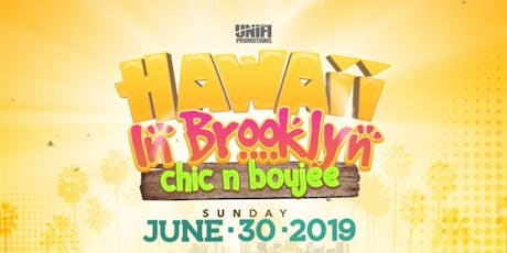 HAWAII IN BROOKLYN 5TH ANNIVERSARY  tickets
