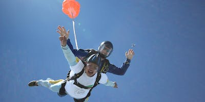 Keele goes Skydiving