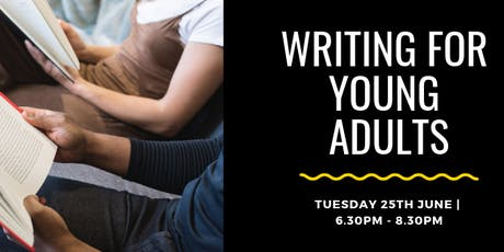 Writing for Young Adults tickets