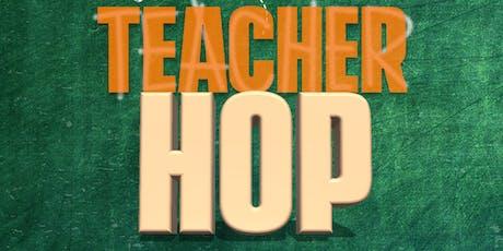 Teacher Hop tickets